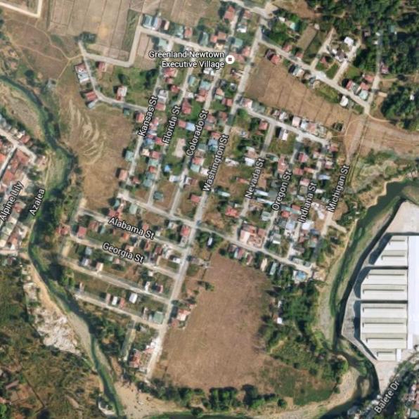 Street Location Satellite