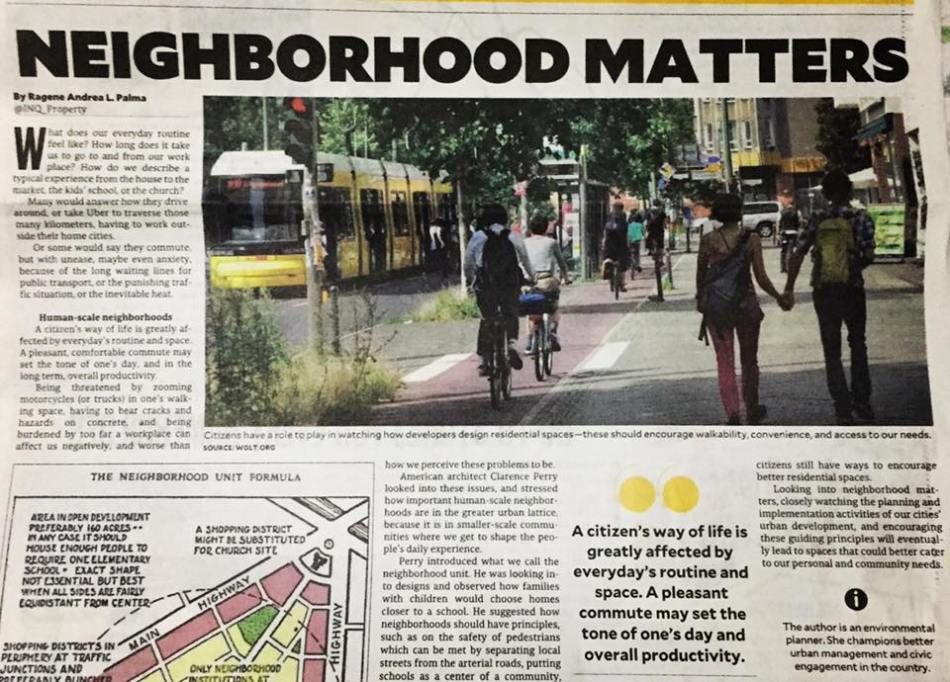Neighborhood Matters