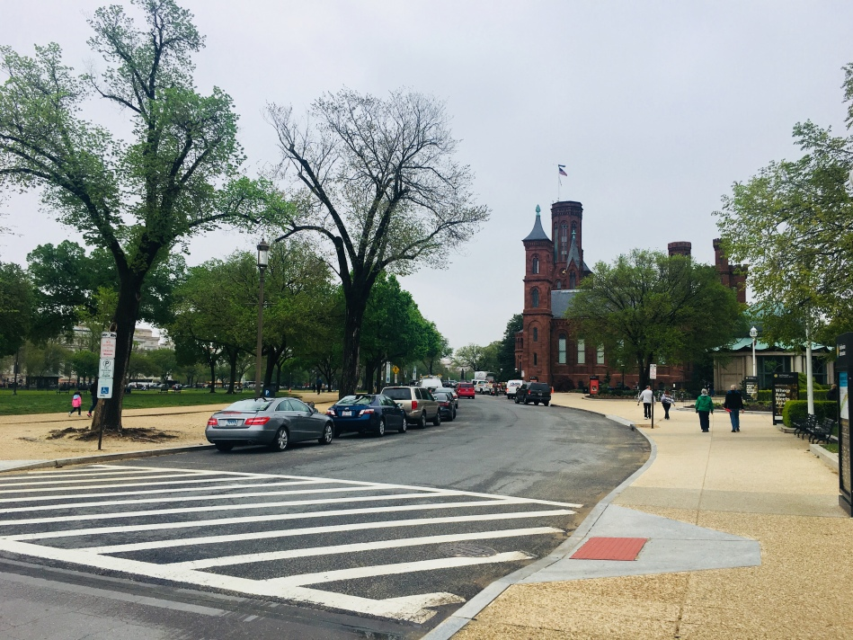 Walkways Smithsonian